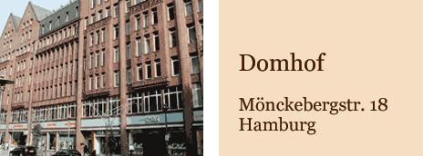 Domhof Hamburg